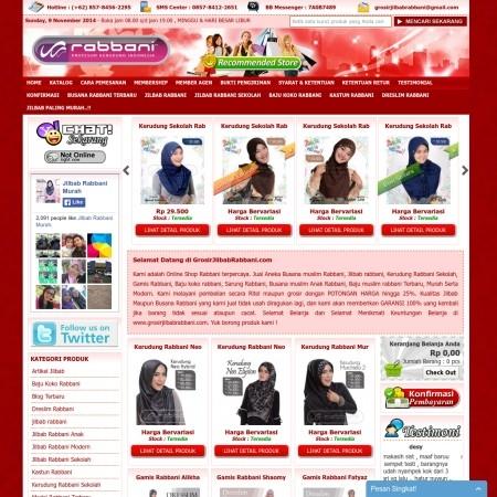 Jasa Pembuatan Toko Online Cianjur