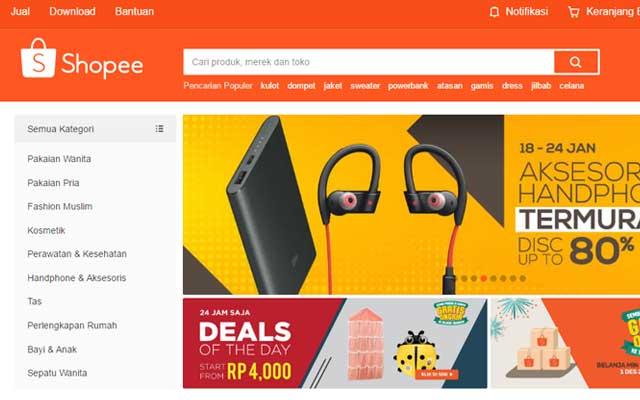 Trick Berjualan Di Shopee Agar Dapat Order Tiap Hari Ajakonline Jasa Pembuatan Website Solo