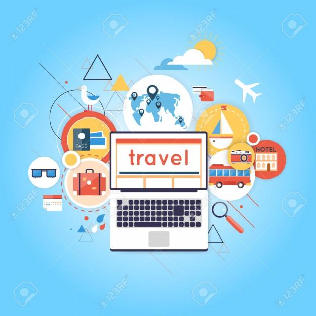 JASA Pembuatan Web Tour & Travel Murah dan Profesional