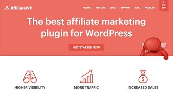 Affilasi pada wordpress