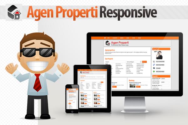 Jasa pembuatan website agen properti prefesional