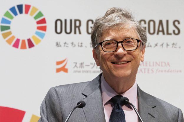 Mengenal Pendiri Microsoft Bill Gates