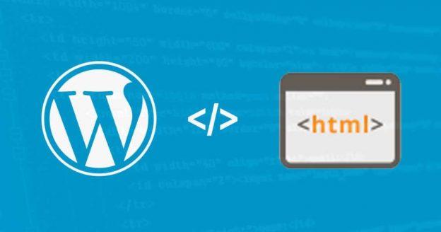 WordPress atau HTML?untuk website bisnis anda